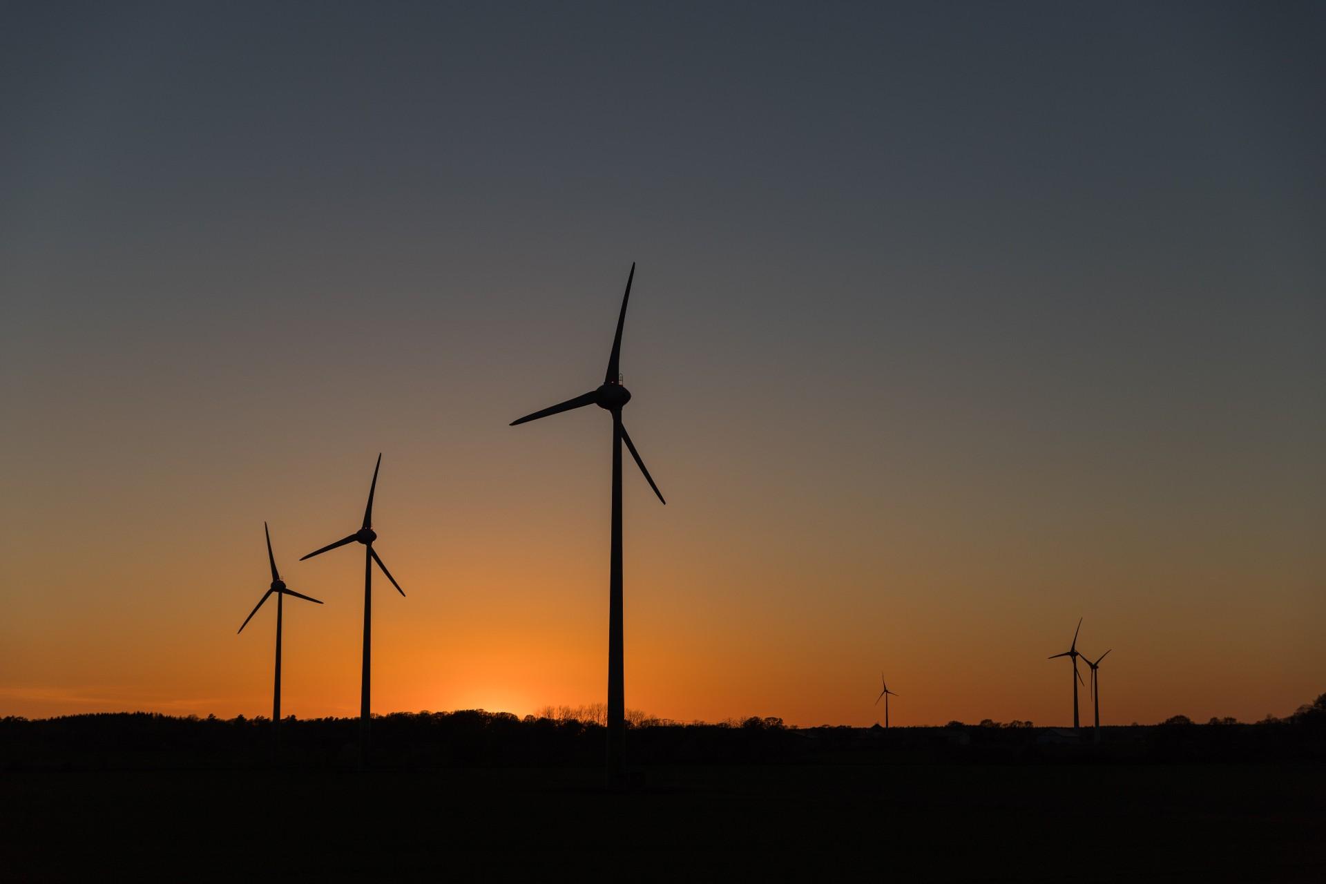 Transtema bereder väg för vindkraftverk